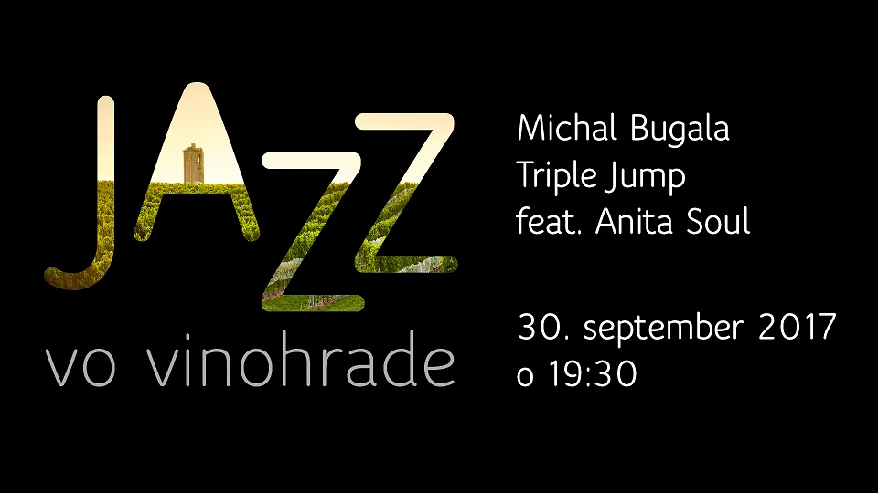 Jazz vo vinohrade 2017